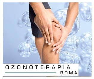 ozonoterapia ginocchio