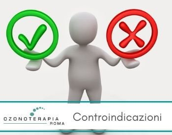 ozonoterapia controindicazioni