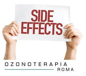 effetti collaterali ozonoterapia o avversi