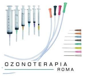 tecnica e vie di somministrazione ozonoterapia